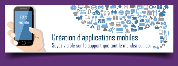 creation d'applications mobile clichy